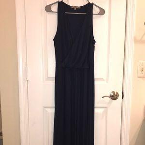 Finn & Clover Navy Maxi Dress